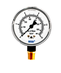 WIKA Type 611.10 Low Pressure Gauge 0-15 oz per sq in 9851780