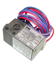 Barksdale Series 96100 Sealed Piston Pressure Switch, Single Setpoint, 800 to 3000 PSI, 96100-AA2-V