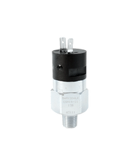 Barksdale Series CSM Compact Pressure Switch, Single Setpoint, 75 to 300 PSI, CSM15-21-13B