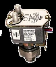 Barksdale Series C9612 Sealed Piston Pressure Switch, Housed, Single Setpoint, 35 to 400 PSI, TC9622-1-V