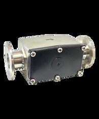 GPI Flomec Tri-Clover Stainless Steel Industrial Flow Meter, 2-20 GPM, G2S07TXXXXA