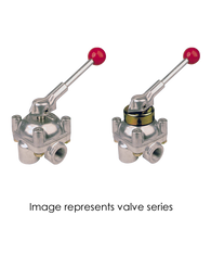Barksdale Series 9020 Directional Control Valve 9023-M-A-B