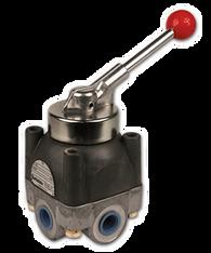 Barksdale Series 9040 Low Pressure OEM Valve 9043ROAO3-MC