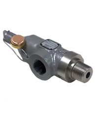 Barksdale Series 8010 Pressure Relief Valve, 650 PSI Factory Setpoint, T8014-2-0650