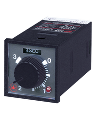ATC 339B Series Plug-In Adjustable Time Delay Relay, 339B-200-E-2-X