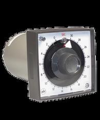ATC 305E Series 6 hr Motor-Driven Analog Reset Timer, 305E-030-A-2-0-PX