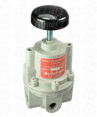 "Bellofram Type 70 BP High Flow Back Pressure Air Regulator, 3/8"" NPT, 0-2 PSI, 960-192-000"