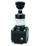 "Bellofram Type 92 Subminiature Air Regulator, 1/16"" NPT, 0-5 PSI, 960-540-000"