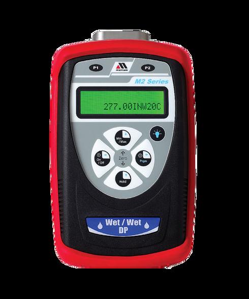 Meriam Wet/Wet Differential Pressure Smart Manometer M200-DI