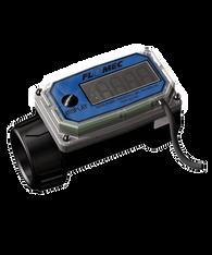 "GPI Flomec 1"" BSPTF Nylon Flow Meter, 1-113 LPM, 02-N-12-LM"