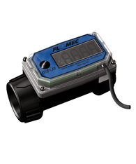 "GPI Flomec 1"" NPTF Nylon Flow Meter, 1-113 LPM, 02-N-31-LM"