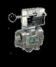 ASCO Manual Reset Shutoff Valve 8044B001CSA 120/60AC