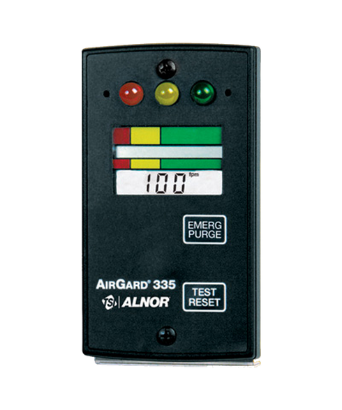 Alnor AirGard Fume Monitor 335-D