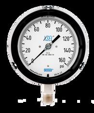 WIKA Type 232.34 XSEL Process Pressure Gauge 0-160 PSI 9834842