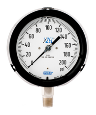 WIKA Type 232.34 XSEL Process Pressure Gauge 0-200 PSI 9834850