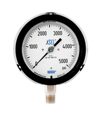 WIKA Type 232.34 XSEL Process Pressure Gauge 0-5000 PSI 9834931