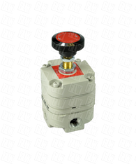 "Bellofram Type 10 HR High Relief Capacity Precision Regulator, 3/8"" NPT, 2-120 PSI, 960-030-000"