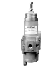 "Bellofram Type 51 SSFR Stainless Steel Filter-Regulator, 1/4"" NPT, 0-100 PSI, 960-244-000"