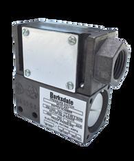 Barksdale Series 96101 Sealed Piston Pressure Switch, Single Setpoint, 250 to 1000 PSI, 96101-AA1