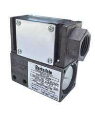 Barksdale Series 96101 Sealed Piston Pressure Switch, Single Setpoint, 250 to 1000 PSI, 96101-BB1