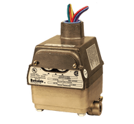 Barksdale Series CDPD2H Calibrated Differential Pressure Switch, Housed, Dual Setpoint, 0.4 to 18 PSI, CDPD2H-H18SS