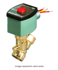ASCO Low Pressure Solenoid Valve 8030G013 120/60AC