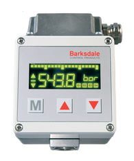Barksdale Series UDS3 Multiple Output Electronic Switch, Single Setpoint, 0 to 1500 PSI, UDS3-11-N-4