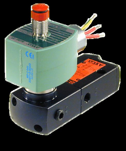asco direct mount redhat ii spool valve 8551g401 120  60ac