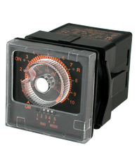ATC 405AR Series 1/16 DIN Adjustable Interval Timer, 405AR-100-S-2-X