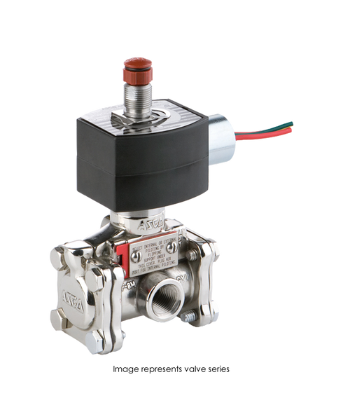 solenoid valves series 8316 flw inc rh store flw com Residential Electrical Wiring Diagrams Simple Wiring Diagrams