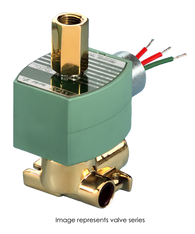 ASCO Quick Exhaust Solenoid Valve EF8317G036 120/60AC