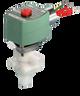 ASCO Plastic Body Solenoid Valve 8360G077 120/60AC