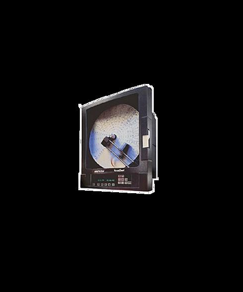 Partlow 9000 Versachart Circular Chart Recorder MRC 9000