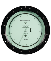 WIKA Wallace & Tiernan Absolute Pressure Gauge Series 1500-85A