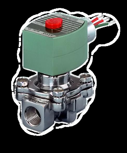 asco direct acting gas shutoff valve 8040 series__31816.1449604043.690.588?c=2 asco 3 way solenoid valves flw, inc asco 8215 wiring diagram at gsmx.co