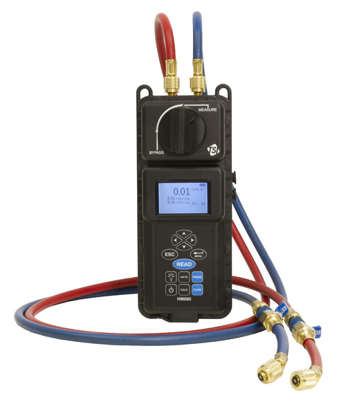 Alnor Hydronic Manometer HM685