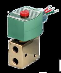 ASCO High Flow Solenoid Valve EF8327G041 120/50-60AC