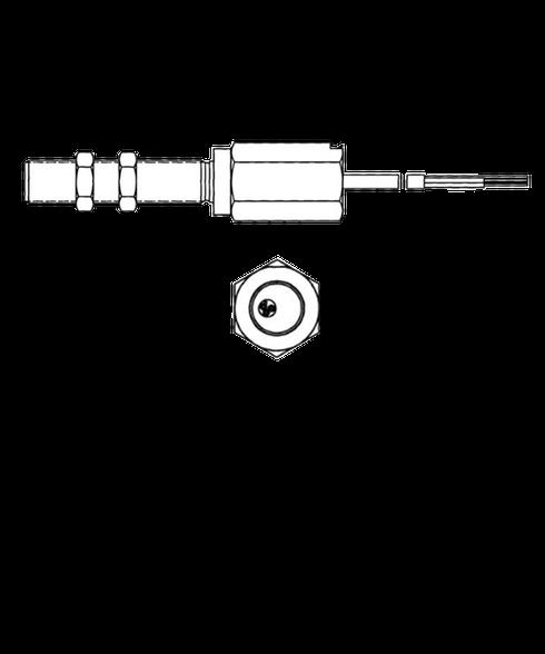 AI-Tek DH Series Hall Effect Sensor DH1522-113