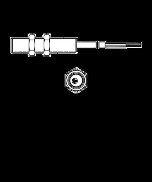 AI-Tek DH Series Hall Effect Sensor DH1522-109