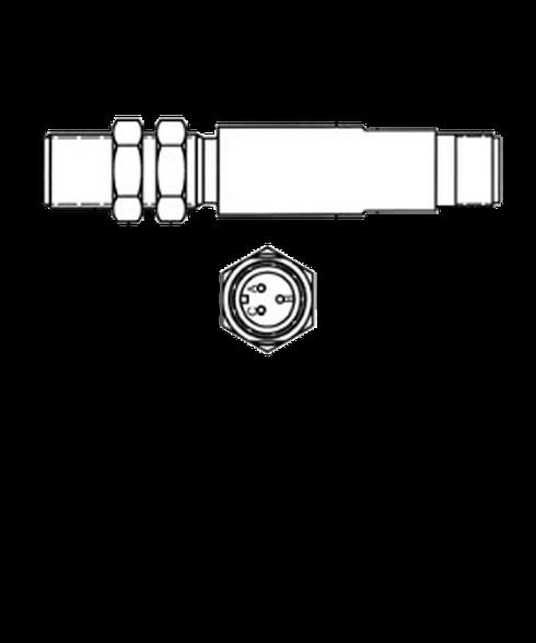 AI-Tek DH Series Hall Effect Sensor DH1612-105