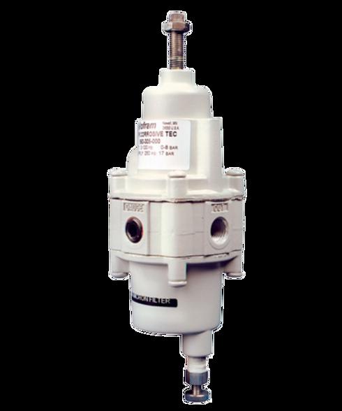 """Bellofram Type 51 FRCT Corrosive TEC NACE Regulator, 1/4"""" NPT, 0-120 PSI, 960-305-000"""