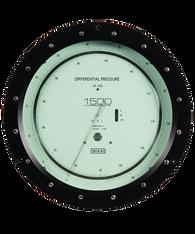 WIKA Wallace & Tiernan Differential Pressure Gauge Series 1500-85D