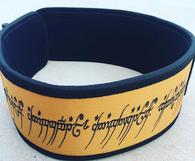 The Ringbearer Straight belt w/WODclamp