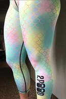 Mermaid Capri Pants