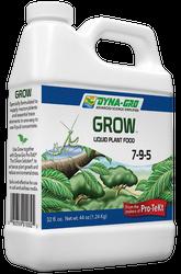 """Dyna-Gro """"Grow"""" 7-9-5 Quart Size (32 oz)"""