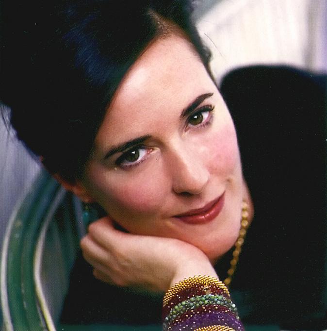 Kate Spade wearing Meredith Frederick bracelets