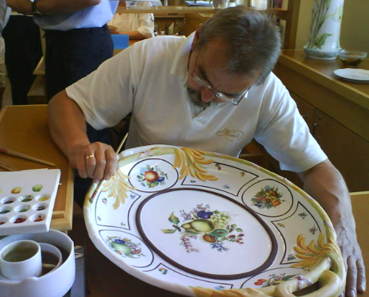 Herend Hand-Painted Porcelain from Hungary & Herend: Their Hungarian History of Hand-painted Luxury - R u0026 M ...