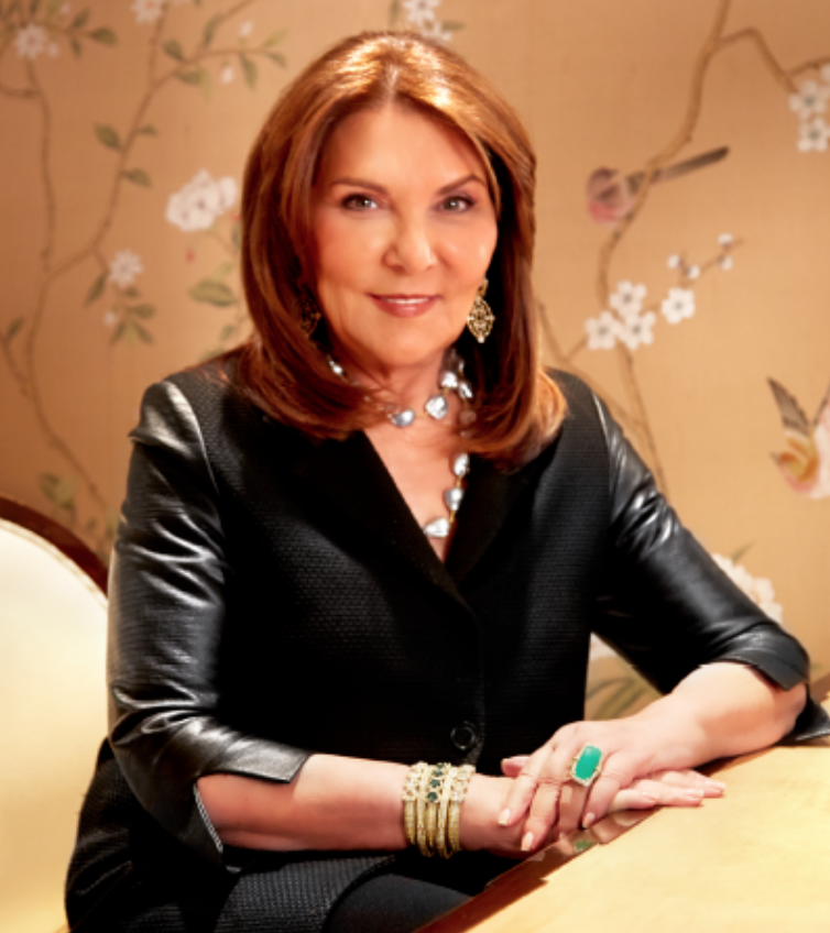 Judith Ripka from WomensDay Magazine