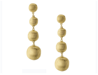 Marco Bicego Africa Drop Earrings in 18kt Gold
