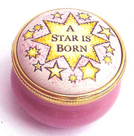 Staffordshire A Star is Born - Pink